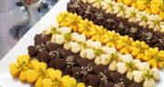 طرز تهیه شیرینی اتابکی (ولیعهدی) قزوینی خوشمزه و مجلسی