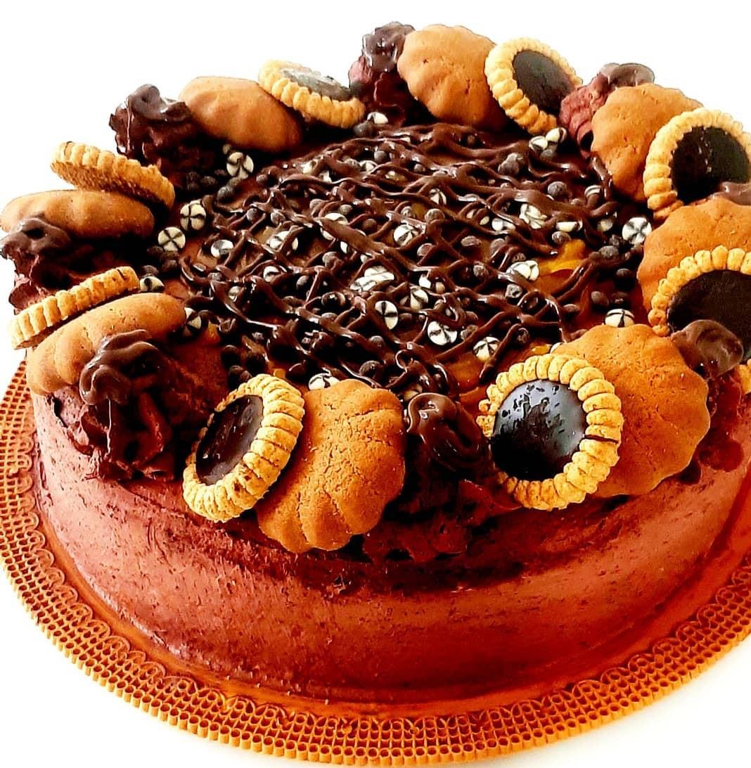 طرز تهیه کیک ساده در مایکروویو