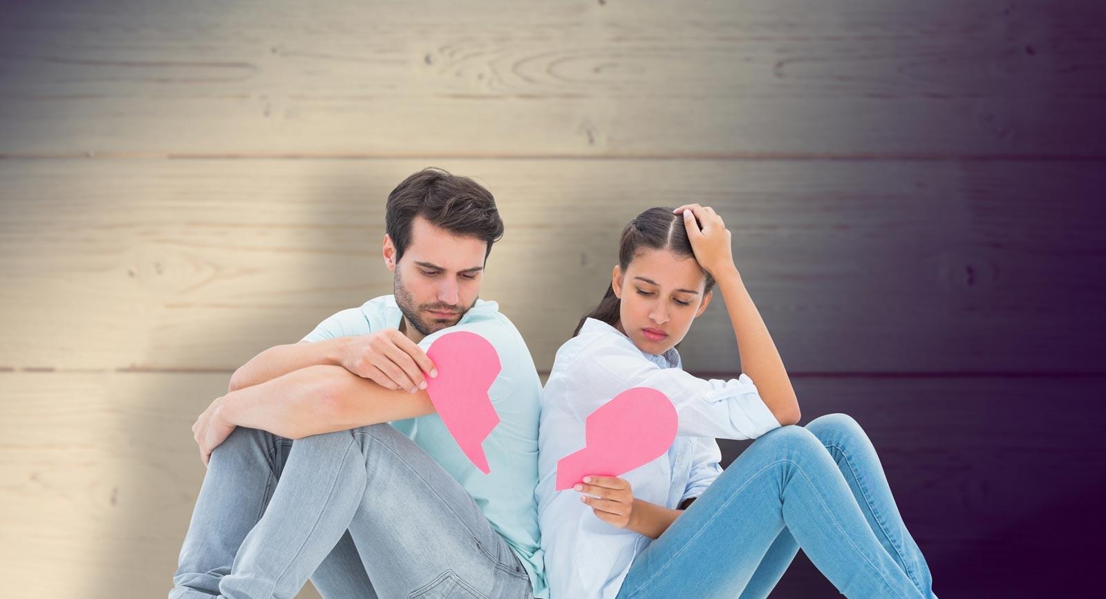 متن عاشقانه جدایی