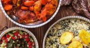 طرز تهیه والک پلو با مرغ خوشمزه و مجلسی با دستور پختی متفاوت