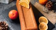 طرز تهیه کیک پرتقال خانگی خوشمزه همراه با سس پرتقالی مخصوص