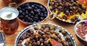 طرز تهیه قنبر پلو شیرازی خوشمزه و مجلسی و سنتی با گوشت قلقلی