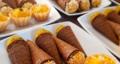 طرز تهیه حلوا شیری زعفرانی مخصوص، خوشمزه و مجلسی