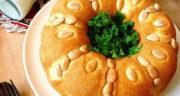 طرز تهیه پرده پلو خوشمزه و مجلسی با مرغ به روش ترکی اصل