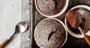 طرز تهیه سوفله شکلاتی فرانسوی خوشمزه و مجلسی مرحله به مرحله
