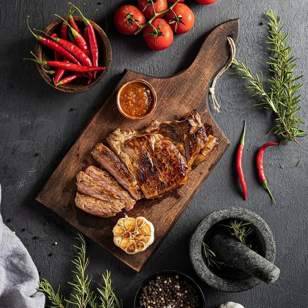 طرز تهیه استیک گوشت گوساله