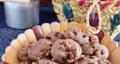 طرز تهیه کوکی گردویی و کشمشی شکلاتی لاهیجان، نرم و خوشمزه