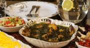 طرز تهیه خورش ترخون و ریحون با مرغ، غذایی خوش طعم و بو و آسان