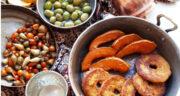 طرز تهیه کوکو کدو حلوایی خوشمزه و آسان با سیب زمینی
