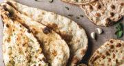 طرز تهیه نان هندی خانگی خوشمزه داخل تابه بدون نیاز به فر