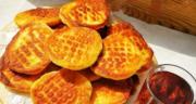 طرز تهیه نان روغنی خانگی خوشمزه و آسان به روش کرمانشاهی