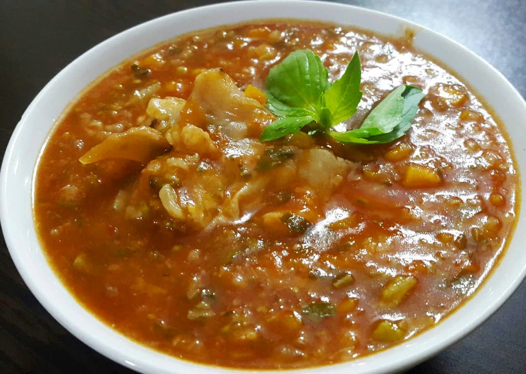 طرز تهیه سوپ ماهیچه مقوی، خوشمزه و مجلسی با برنج برای بیمار