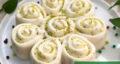 طرز تهیه دسر پلمبیر آناناس قالبی خوشمزه و ساده با بستنی