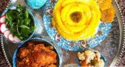 طرز تهیه خورش چغرتمه گیلانی خوشمزه و مجلسی با مرغ