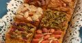 طرز تهیه کوکوی آجیل خوشمزه، مجلسی و آسان با مرغ و گوشت