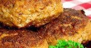 طرز تهیه کوکو گردو و گوشت با سیب زمینی ساده، خوشمزه و مجلسی