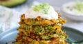 طرز تهیه پنکیک سبزیجات کره ای خوشمزه و ساده و رژیمی