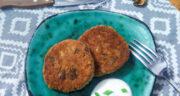 طرز تهیه شامی با قارچ خوشمزه و آسان بدون گوشت