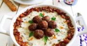 طرز تهیه سوپ ماست خوشمزه و مجلسی با قارچ و مرغ به روش ترکیه ای