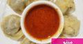 طرز تهیه منتو افغانی ساده و خوشمزه با گوشت مرحله به مرحله
