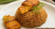 طرز تهیه برنجوش بوشهری ساده و خوشمزه با ماهی بدون استخوان