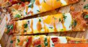 طرز تهیه پیتزا صبحانه خوشمزه و آسان با فر و بدون فر + آموزش خمیر
