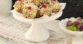 طرز تهیه شیرینی اسکار گردویی خوشمزه با کره مرحله به مرحله
