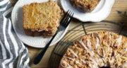 طرز تهیه کیک کدو سبز خوشمزه و رژیمی بدون ماست با هل و دارچین