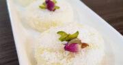 طرز تهیه دسر برفی خوشمزه، لذیذ و آسان به روش ترکیه ای