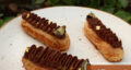 طرز تهیه شیرینی اکلر خانگی فرانسوی ساده و خوشمزه و مجلسی