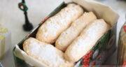 طرز تهیه بیسکویت لیدی فینگر خانگی ساده و خوشمزه برای تیرامیسو