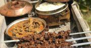 طرز تهیه لوه کباب مازندرانی بسیار خوشمزه با رب انار و گردو