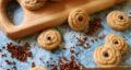 طرز تهیه شیرینی نسکافه ای قیفی خوشمزه و ساده برای عید نوروز