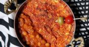 طرز تهیه املت شاپوری صبحانه لاهیجانی خوشمزه با خوراک لوبیا