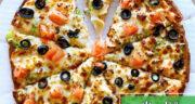 طرز تهیه پیتزا یونانی خوشمزه و مخصوص به روش رستورانی