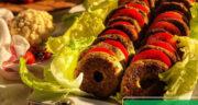 طرز تهیه شامی بابلی خوشمزه اصل مازندران با گوشت چرخ کرده