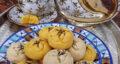 طرز تهیه شیرینی آب دندون خوشمزه و ساده مازندران به روش سنتی