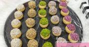 طرز تهیه شیرینی شاه پسند خوشمزه، ساده با پیمانه و با فر و بدون فر