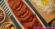 طرز تهیه شامی ترش گیلانی خوشمزه و سنتی با گوشت چرخ کرده