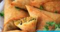 طرز تهیه سمبوسه عربی خوشمزه با گوشت و نان لواش یا خمیر یوفکا