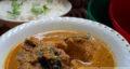 طرز تهیه خورش مرغ و نارگیل هندی خوشمزه با ادویه گرام ماسالا