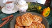 طرز تهیه کلوچه زنجبیلی خوشمزه و آسان بدون خمیر مایه با شیر