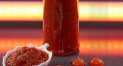 طرز تهیه پوره گوجه فرنگی در خانه و شرایط نگهداری در فریزر