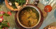 طرز تهیه آبگوشت بادمجان و کشک خوشمزه و متفاوت همدانی