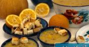 طرز تهیه آش کدو حلوایی گیلانی ساده و لذیذ با شیر و شکر