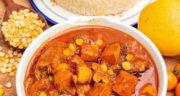 طرز تهیه به قورمه شیرازی خوشمزه با گوشت به روش سنتی