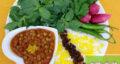 طرز تهیه خورش عدس ساده و خوشمزه با گوشت و سیب زمینی