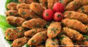 طرز تهیه کوفته دال عدس ترکی خوشمزه و آسان با بلغور گندم