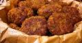 طرز تهیه کتلت سویا ساده خوشمزه و رژیمی با سیب زمینی و جعفری