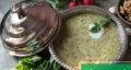 طرز تهیه ماست بزه خورش مازندرانی ساده و خوشمزه با گوشت